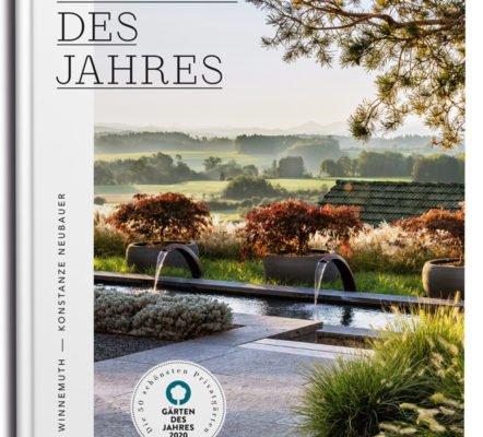 """Das Buch """"Gärten des Jahres 2020"""""""