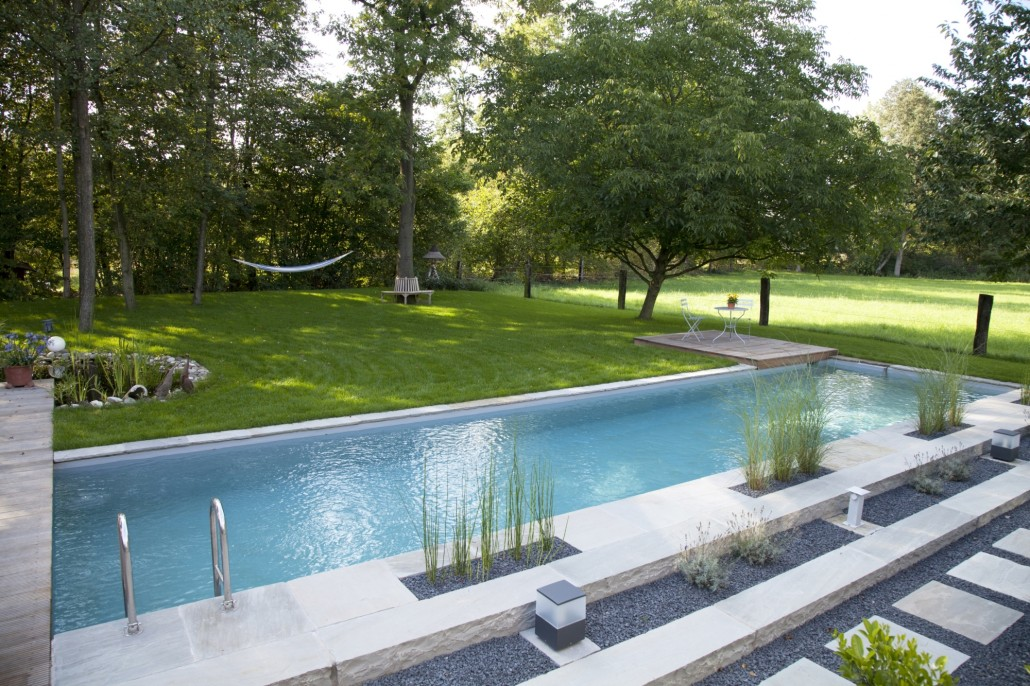 Potsdamer Gärten pool im garten integrieren siddhimind info