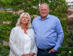 Sabine und Jens Biewendt Geschäftsführung der Potsdamer Garten Gestaltung GmbH