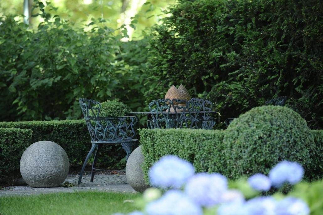 Vielfaltiger Garten In Potsdam Potsdamer Garten Garten Fur