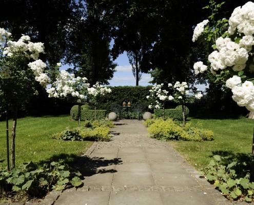 Garten in Potsdam Gartenweg