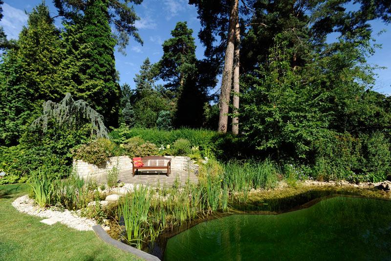 schwimmteichgarten › potsdamer gärten | gärten für berlin und, Design ideen