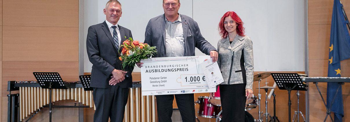 Brandenburgischer Ausbildungspreis 2016