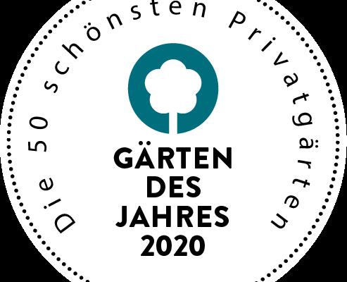 Award Gärten des Jahres 2020