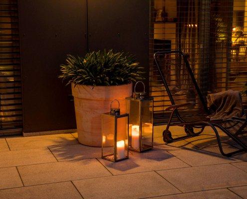 Gartenbeleuchtung Terrassenbeleuchtung