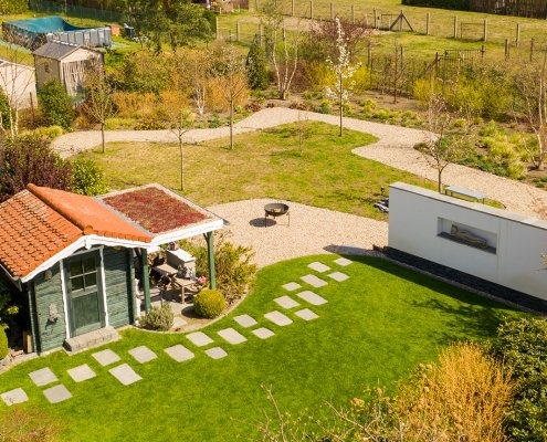 naturnahe Gartengestaltung