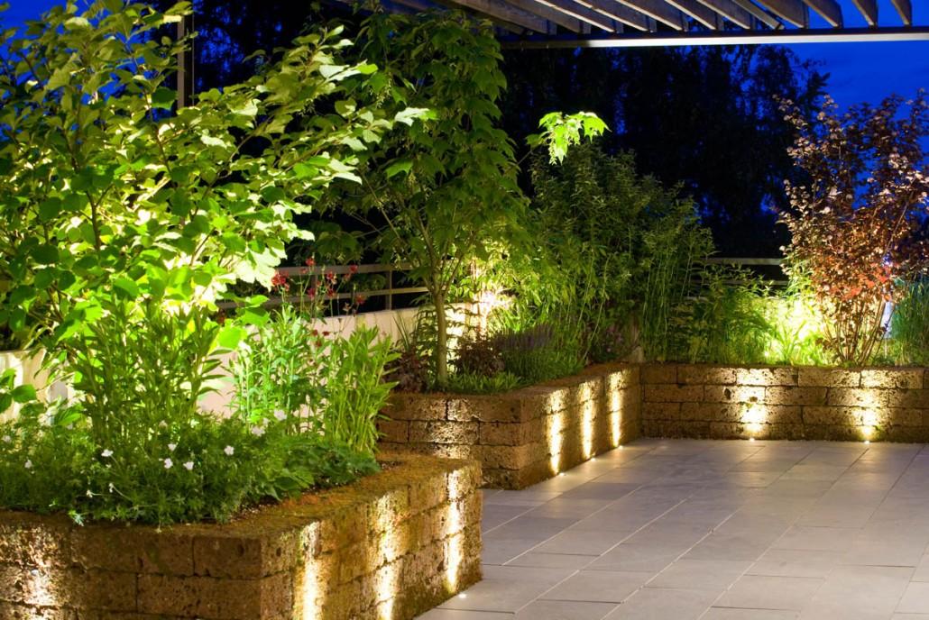 Potsdamer Gärten beautiful beleuchtung im garten gallery thehammondreport com