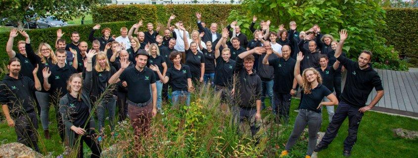 Team Potsdamer Gartengestaltung