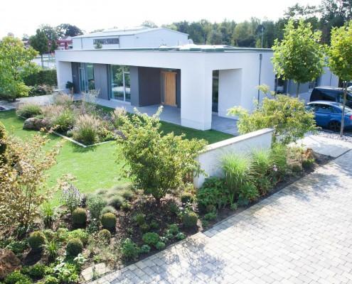 Potsdamer Garten Gestaltung Büro