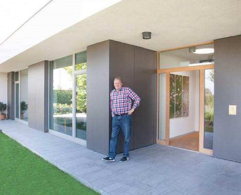 Jens Biewendt - Geschäftsführer der Potsdamer Garten Gestaltung