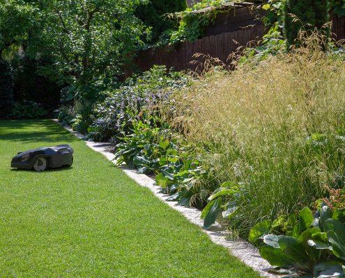 Garten Rasenroboter