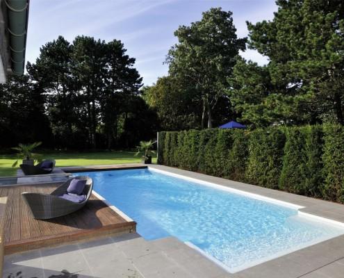 Swimmingpool D-Line von Riviera