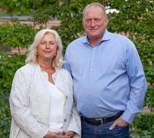 Jens und Sabine Biewendt - Geschäftsführung der Potsdamer Garten Gestaltung